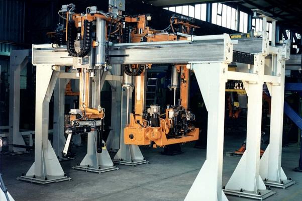 GPM - Gantry Robot